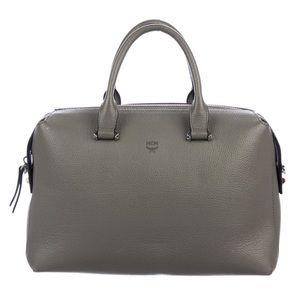 MCM Medium Bowler Bag